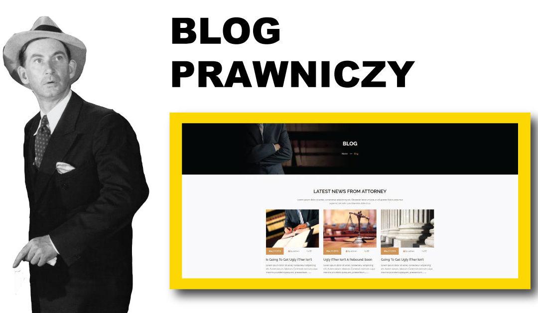 Blog prawniczy – jak prowadzić i czy warto?
